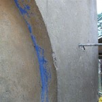 Wasserturm Putbus - Bestandsaufnahme