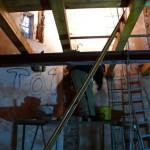 Neubau des Wasserturms Putbus